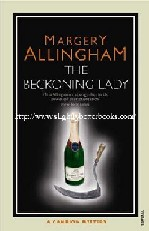 Allingham, Margery. 'The Beckoning Lady', published in 2007 by Vintage Books, in paperback, 244pp, ISBN 9780099506089. Condition: very good with some light handling wear from usage. Price: £4.75, not including p&p, which is Amazon's standard charge (currently £2.75 for UK buyers, more for overseas customers)