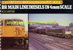 Carter, R. S. Model Railway Constructor Planbook 2: BR Main Line Diesels in 4mm Scale', published by Ian Allan in 1984 in paperback, 64pp, plastic comb-binding, ISBN 0711013411. Very good condition, nice clean copy, well looked-after. Price: £26.75, not including post and packing, which is Amazon's standard charge, currently £2.75 for UK buyers and more for overseas customers