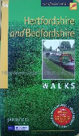 Conduit, Brian; and King, Deborah. 'Pathfinder Guide 54: Hertfordshire and Bedfordshire Walks' [Pathfinder Guide No. 54], published in 2008 by Jarrold Publishing in paperback, 96pp, ISBN 9780711749856. Condition: Like new, unread copy. Price: £6.25, not including p&p, which is Amazon's standard charge (currently £2.75 for UK buyers, more for overseas customers)