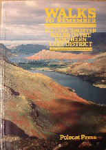 Hopkins, Tony 'Walks to Remember: Fifteen Shorter Walks in the Northern Lake District', published in 1986 (reprint) by Polecat Press, 96pp, ISBN 0947688005. Sorry, sold out. Click on image to access other copies on sale at Amazon