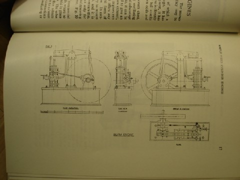 The Beam Engine, page 17, from K.N. Harris's 'Model Stationary and Marine Steam Engines'