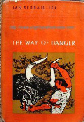 Serraillier, Ian; Stobbs, William. 'The Way of Danger: The Story of Theseus', published in 1962 by Oxford University Press in hardback with dustjacket, 86pp. Condition: Good, ex-school library, with library stamps just insdie the front and back covers and issue slip just inside the front cover. Price: £1.25, not including p&p, which is Amazon's standard charge (currently £2.75 for UK buyers, more for overseas customers)
