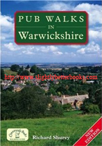 Shurey, Richard. 'Pub Walks in Warwickshire' published in 1994 in Great Britain by Countryside Books in paperback, 95pp, ISBN 9781846740954. Sorry, sold out, but click image to access prebuilt search for this title on Amazon UK