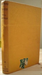 Tuttle, W. C. 'Diamond Hitch', published in 1962 by Collins, 160pp, no dustjacket. Condition:  Price: