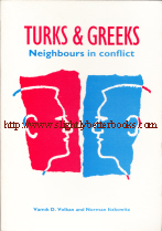 Volkan, Vamik D.; Itzkowitz, Norman. 'Turks and Greek: Neighbours in Conflict', reprinted 1995 in Great Britain by the Eothen Press, in paperback, 233pp, ISBN 0906719305. Condition: very good, neat, clean and tidy copy. Sorry, sold out, but click this image to access a prebuilt search for this title on Amazon UK