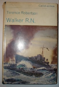 Robertson, Terence. 'Walker R. N.', published by Evans Brothers Limited, London, 1965, 192 pages, hardcover. Published with dustjacket. SORRY, OUT OF STOCK! But, click image to access prebuilt Amazon search!