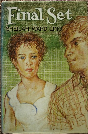 Ling, Sheila Ward. 'Final Set', first published in 1981 in Great Britain by Dennis Dobson in hardback with dustjacket, 191pp, ISBN 0234721847. Condition: Very good, highly collectable 1st Edition with dustjacket (not price-clipped). Price:£12.99, not including p&p, which is Amazon's standard charge (currently £2.75 for UK buyers, more for overseas customers)
